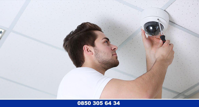 Güvenlik Kamera Sistemleri Kurulumu Hakkında Bilmeniz Gerekenler
