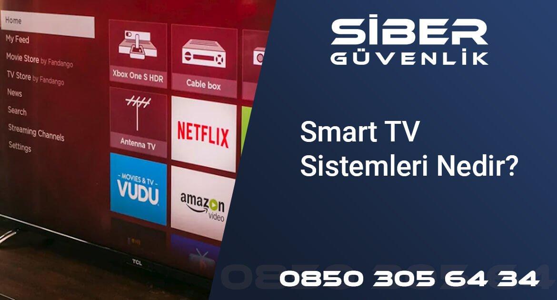 Smart TV Sistemleri Nedir? | Hatay – İskenderun